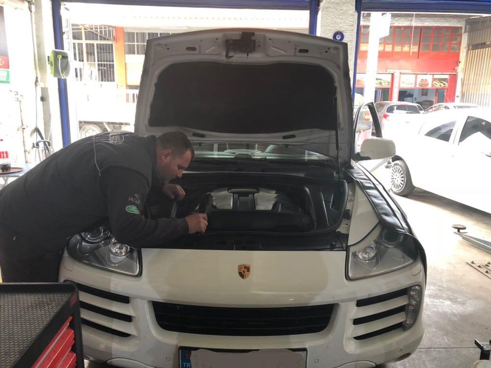 Porsche Cayenne - Periyodik Bakım