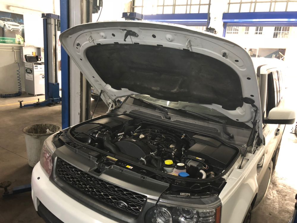 Range Rover İzmir Servisi
