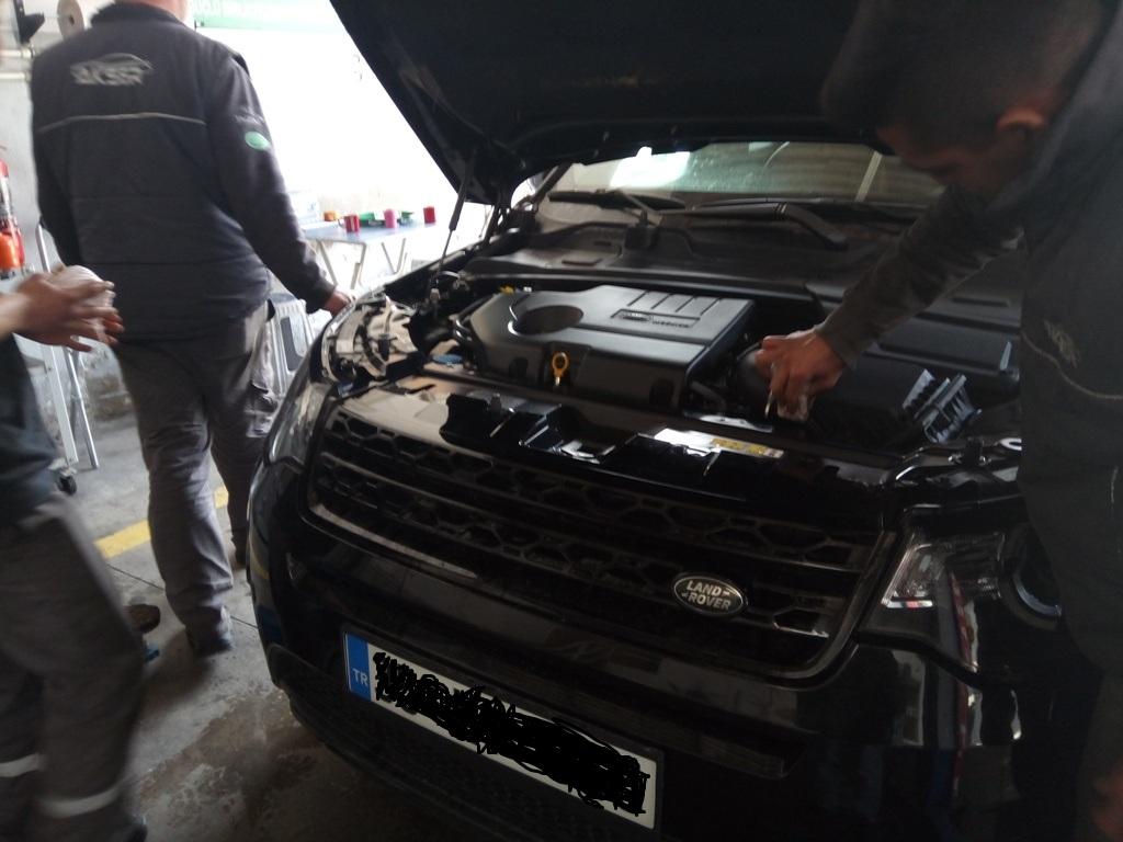 İzmir Discovery Sport Elektrik ve Elektronik Sistemlerin Arıza Tespit ve Onarımı