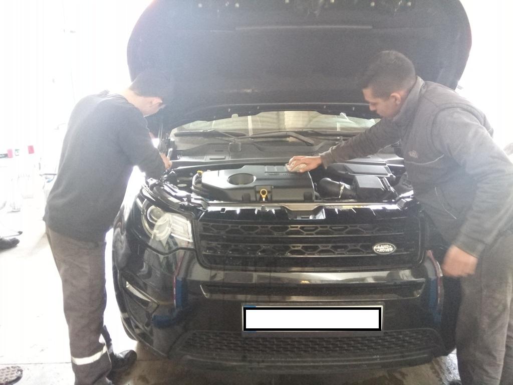 İzmir Discovery Sport Triger Seti Değişimi, Enjektör ve Pompa Bakım Onarım ve Revizyonu