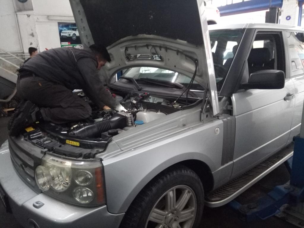 İzmir Range Rover Vogue Yürüyen Aksam, Alt Takım, Defransiyel, Şaft ve Aks Onarım ve Revizyonu
