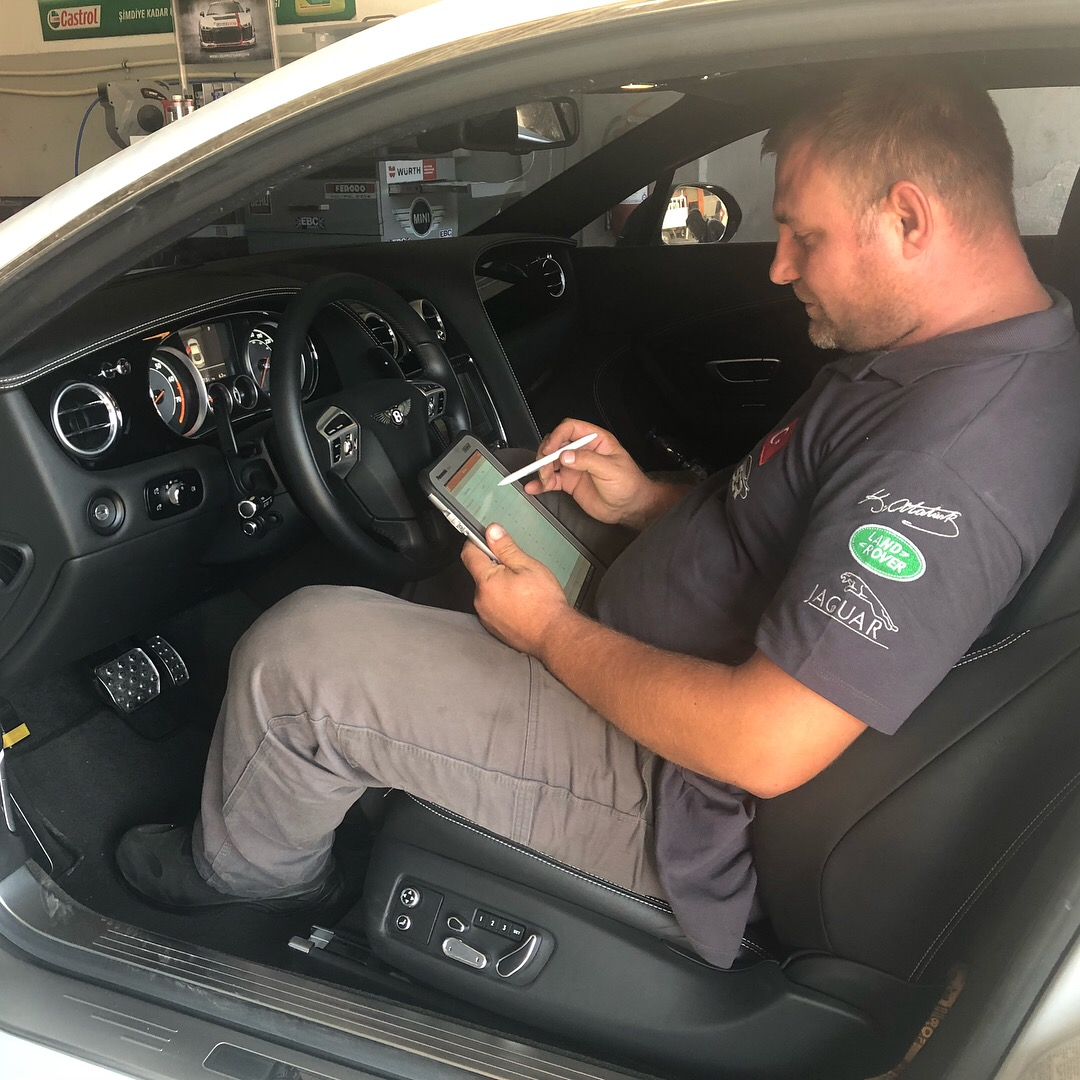 İzmir Bentley Fren ve Disk, Fren Sistemleri, Hidrolik Değişimi, Disk ve Balata Ayar ve Değişimi