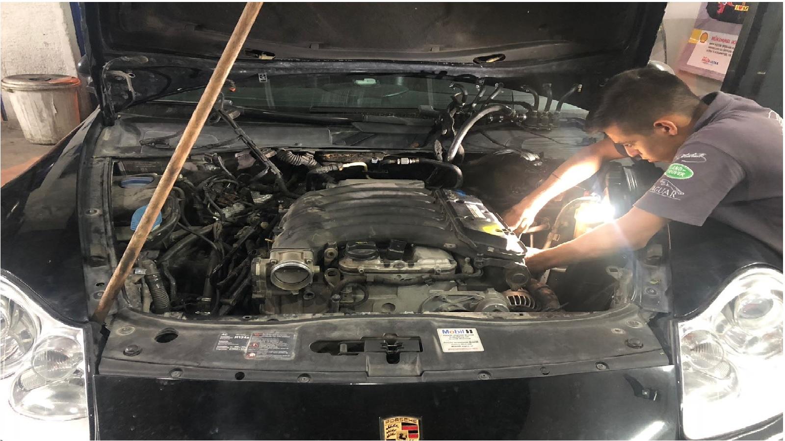 İzmir Porsche Cayenne Fren ve Disk, Fren Sistemleri, Hidrolik Değişimi, Disk ve Balata Ayar ve Değişimi