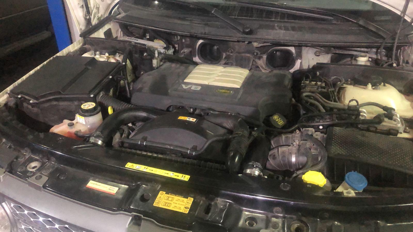 Range Rover V8 Motor Revizyonu, Motor Onarımı, Motor Tamiri, Motor Değişimi
